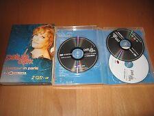"COFFRET 2 X DVD + 1 CD PETULA CLARK ""DOWNTOWN IN PARIS / OLYMPIA BRUNO COCATRIX"""