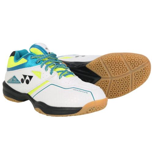 Yonex Unisex Power Cushion 36 Badminton Shoes Athletic Sports White SHB-36EX