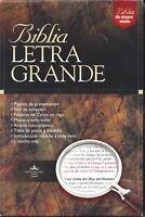 - Biblia Letra Grande (spanish Edition)