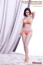 TBLeague S28A Pale Seamless Medium Bust 1/6 Scale Slightly Fat Female Figure