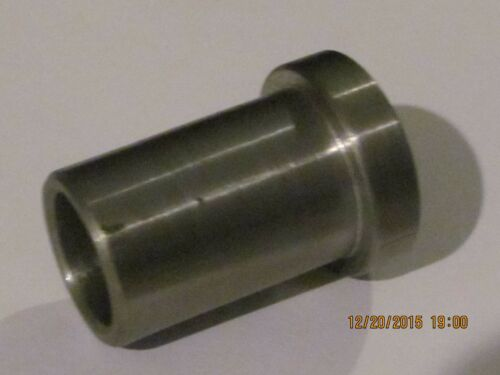 """Stainless Steel Bushing Flanged 3//4/"""" OD X 5//8/"""" ID X 1/"""" Long  FREE SHIPPING"""