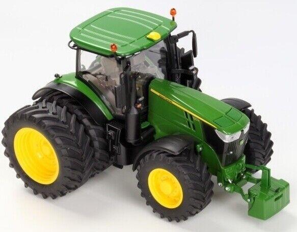 WIK77846 - Tracteur JOHN DEERE 7310R avec jumelage arrière -  -