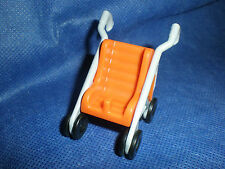 Playmobil Kinderzimmer Babyzimmer Kinderwagen Kinderkarre  unbespielt top