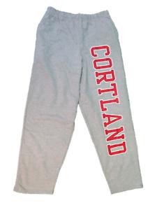 Soffe-Athletic-Wear-Men-Bottoms-Sweat-Pants
