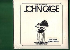 JOHN-CAGE-JOHN-CAGE-REMASTERED-CD-DIGIPACK-NUOVO-SIGILLATO