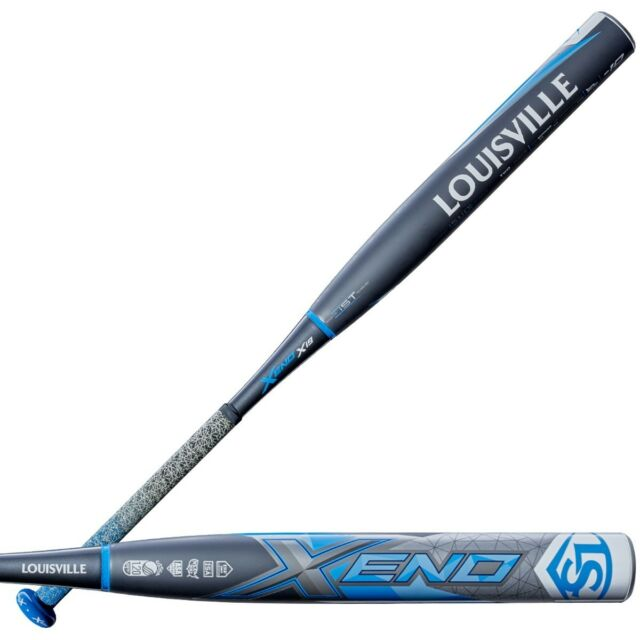 Xeno 34/24 Fastpitch Softball Bat -10 Louisville Slugger 2019 WTLFPXN19A1034