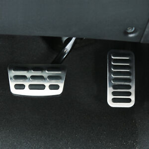 Automatik-Pedalset-Pedale-Pedalkappen-Edelstahl-fuer-Hyundai-i30-i30-fastback