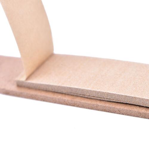 1X Sandpaper Pencil Pointer Sharpener Pointer Sand Paper DIY Art Drawing J/&S