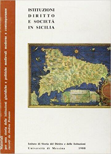 Istituzioni, diritto e società in Sicilia - [Siciliano]