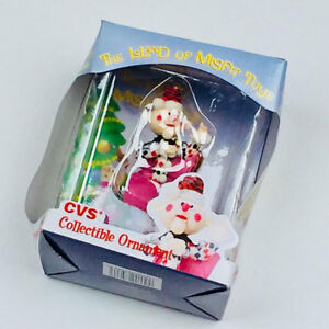 1999-CVS-Charlie-in-Box-Christmas-Ornament-Rudolph-amp-Island-of-Misfit-Toys