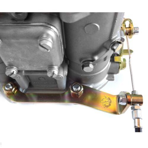 en dessous montage Weber DCOE Carburateur Extérieur Câble Support Support