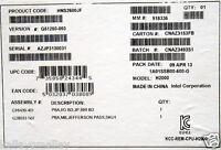 Intel Hns2600jf Compute Module 2u Rack, Socket R Bulk Packaging