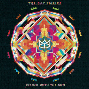The Cat Empire Rising With The Sun (2016) 11-track CD Album Neu/Verpackt