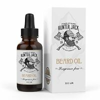 Beard Oil For Men 2 Oz Organic Natural Unscented Treats Acne Stops Itching