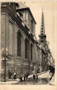 CPA-Les-Eglises-de-PARIS-4e-Saint-Louis-en-l-039-Ile-560054