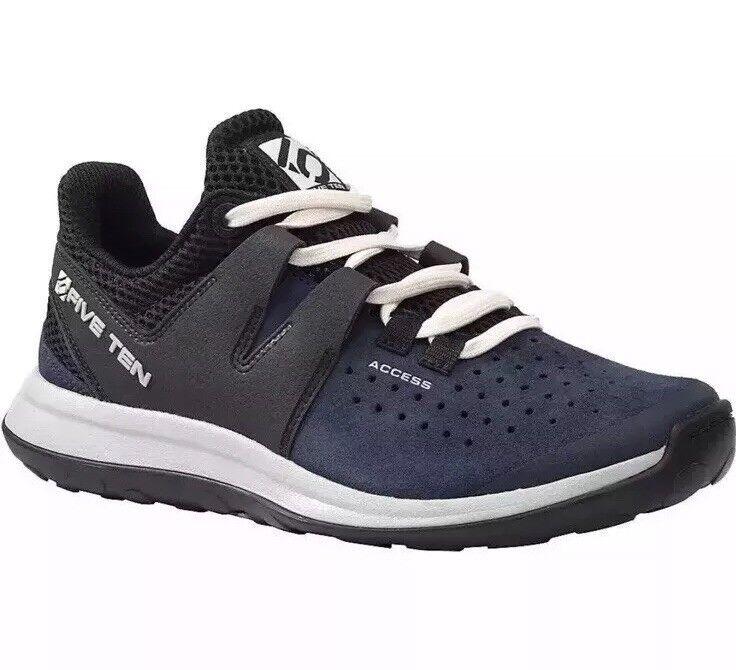 a5e2d44e04c3e New Five Men s Collegiate Navy shoes 5505 Size 11 Ten Access ...