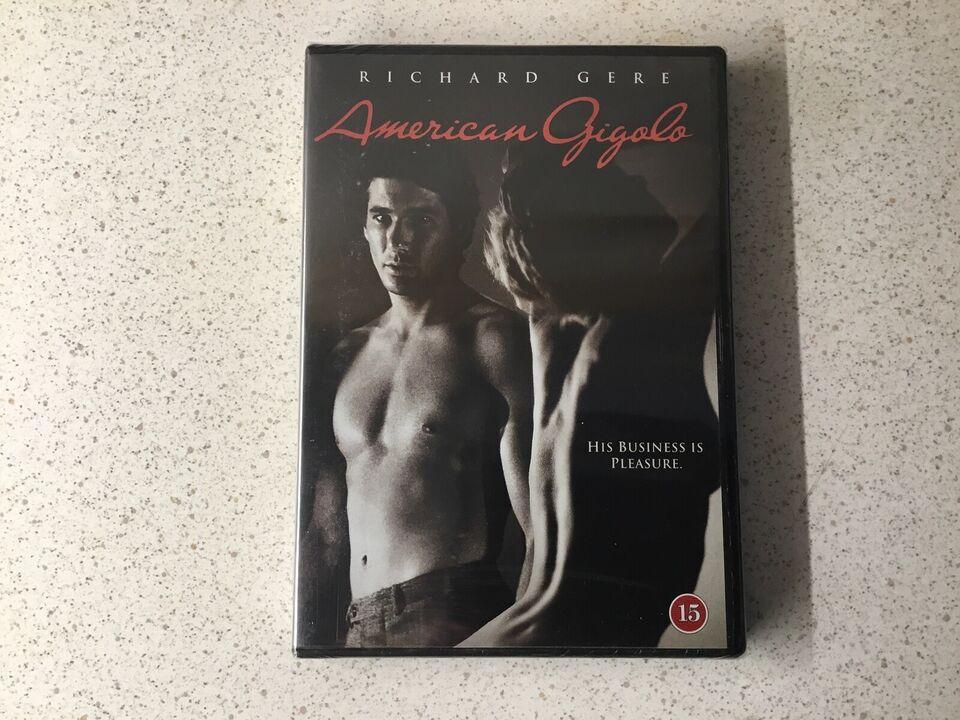 American gigolo, DVD, action