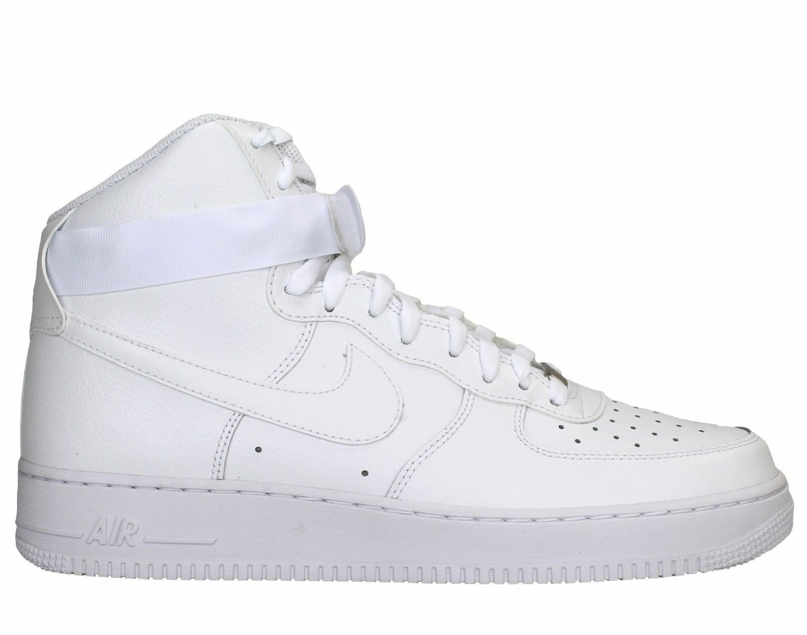 {315121-115} MEN'S NIKE AIR FORCE 1 HIGH '07 WHITE NEW NEW NEW  c94776