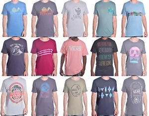 Vans-Men-039-s-Mix-Match-Premium-Tee-Shirt-Choose-Size-Style-amp-Color