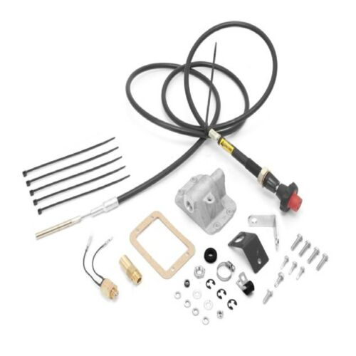 Alloy USA 450450 Differential Cable Lock Kit for 85-93 Dodge Ramchargers