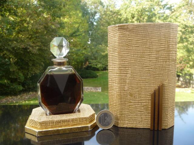 Flacon BACCARAT - DANGER de CIRO - Parfum 1938  Plein  Coffret  - Perfume Bottle
