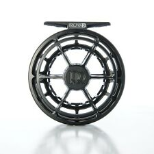 NEW - ROSS EVOLUTION R 7/8 FLY REEL IN BLACK FOR 7-8 WEIGHT -FREE $100 FLY LINE