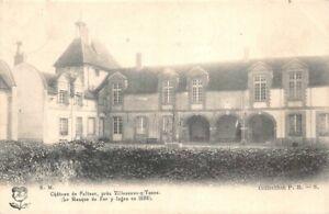 Villeneuve-S-Yonne-Castle-of-Palteau-the-Masque-Iron-Y-Logea