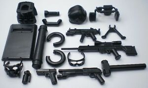 on-sale-custom-swat-Tactical-military-weapons-police-14-parts-for-lego
