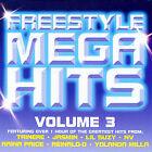 Freestyle Mega Hits, Vol. 3 by Various Artists (CD, Jun-2007, Warlock)