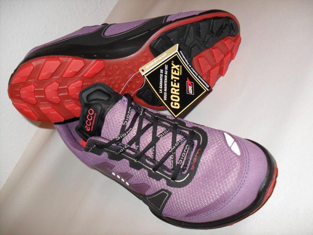 Nuevo Ecco Biom Natural Motion Para mujeres Zapatos Tenis Deportivas nosotros tamaño 5.5 M