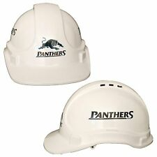 Penrith Panthers NRL Light Weight Vented Safety Hard Hat Work Man Cave Gift
