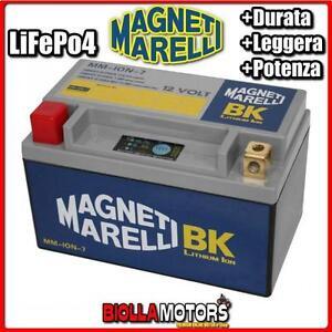 MM-ION-7-BATTERIA-LITIO-12V-10AH-YTX7A-BS-YAMAHA-SRV250-G-250-1993-gt-MAGNETI-MA