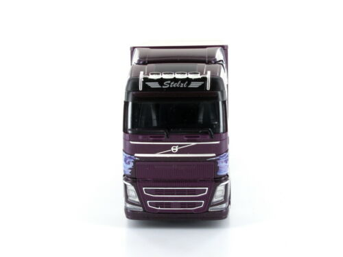 Herpa 936804 h0 camión Volvo FH Globetrotter visillos planear-remolcarse stelzl