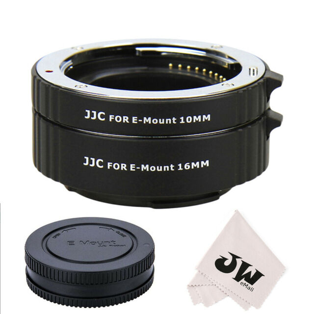 Automatic Extension Tube Kit for Sony E-mount Lens A6500 A6400 A6300 A6000 A5100