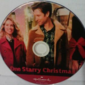 One Starry Christmas, DVD of Hallmark Movie, 2011 , Disc Only, No ...