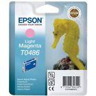Epson - cartucho T0486 magenta claro