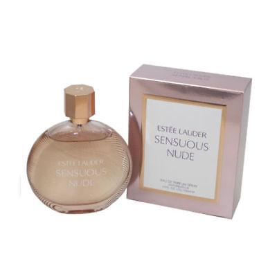 SENSUOUS NUDE Estee Lauder women perfume EDP 3.4 oz 3.3