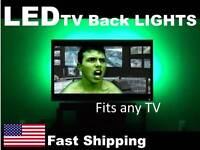 Led Backlighting Kit For Any Tv - Universal Fit Samsung 32 40 42 50 55 60