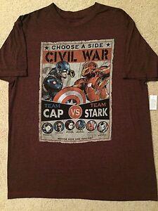 abbc319674 AVENGERS 2 3 CIVIL War Infinity CAPTAIN America Iron Man movie New ...