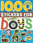 1000 Stickers for Boys by Make Believe Ideas Ltd (Mixed media product)