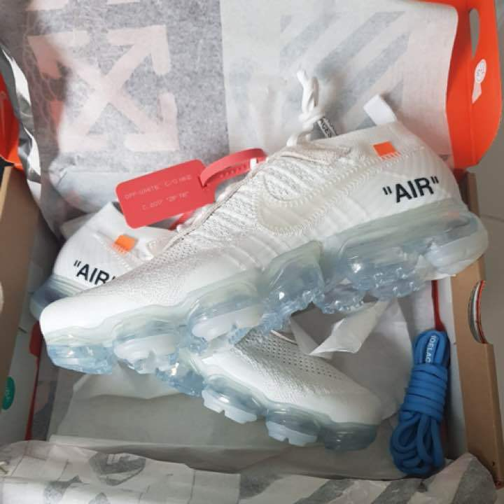 NIKE  off-white air vapormax from japan (5125