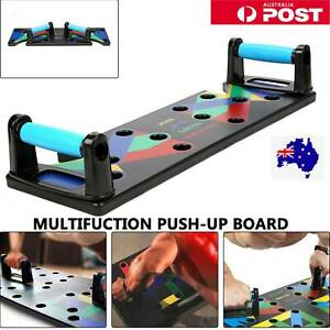 Push Up Board Yoga Bands Fitness Workout Train Gym Exercise Push up Stands Board