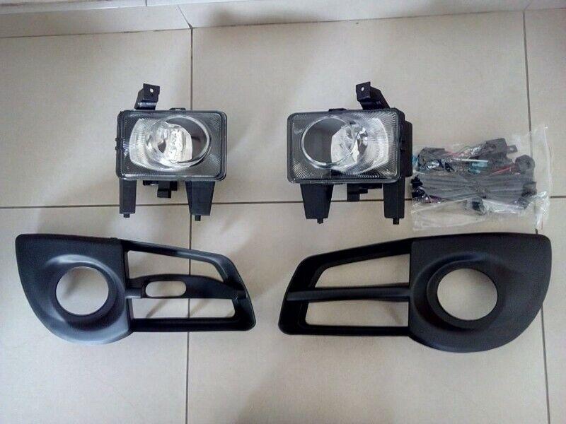 CHEVROLET UTILITY 2012/17 BRAND NEW FOG LIGHT KIT FORSALE PRICE R995