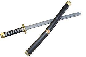 Widmann 2727n Japanisches Ninja Schwert Schwarz Fasching Karneval