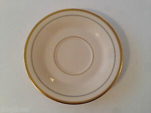 Syracuse China Governor Clinton 5 1 2 Tea Cup Saucer Excellent