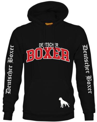 Dog Sweatshirt Boxer tedesco Extreme Utility Hood Siviwonder Dog qtWHrpt6