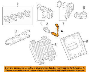 image is loading gm-oem-ignition-spark-plug-wire-set-19351569