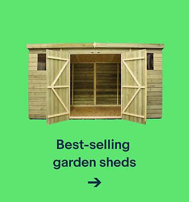 Best-selling?garden sheds