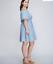 Lane-Bryant-Chambray-Off-The-Shoulder-Fit-Dress-Plus-14-16-18-20-26-28-1x-2x-4x thumbnail 7