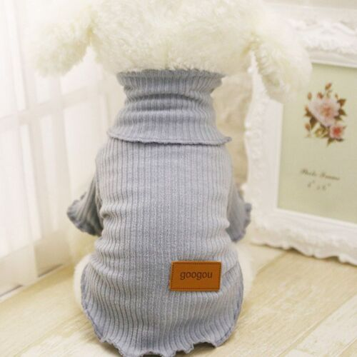 Pet Outdoor Clothes Solid Dog Hoodie For Small Medium Dogs Outdoo Solid Coat New